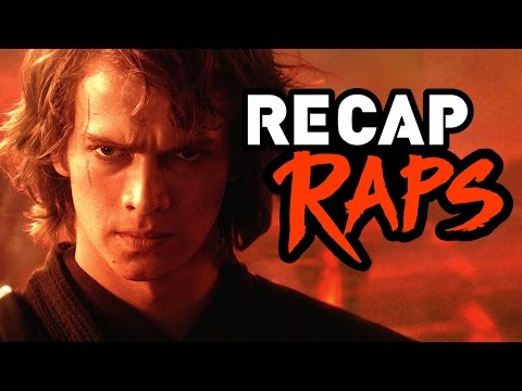 THE STAR WARS PREQUELS RECAP RAP