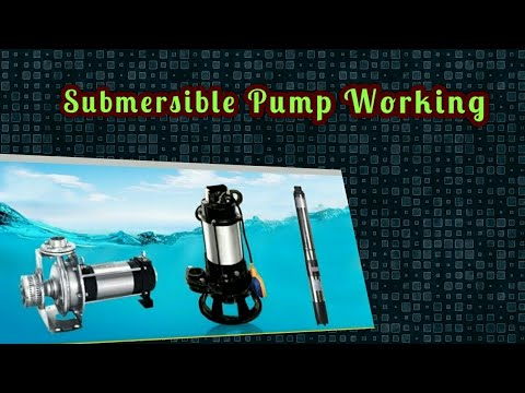 How Does An Electric Motor Work >> How Bore Well Motor Works (Submersible Motor Working ...