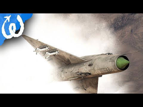Cloudy With A Chance Of Missiles - War Thunder 1.95