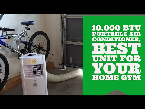 Best Portable Air Conditioners in 2017 | For Home GYM