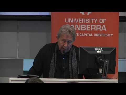 "Ngunnawal lecture series: ""Affecting our Wellbeing"""