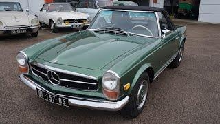 Mercedes 280SL 1970