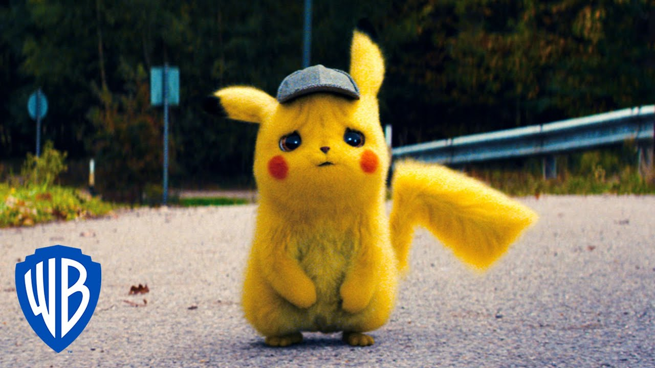 Official Trailer 2 [Full] | POKÉMON Detective Pikachu | In Theaters This May | WB Kids