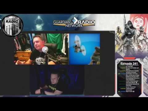 Guardian Radio Episode 241. Destiny 2's Future, New Updates, QOL Improvements, Feedback & Much More!