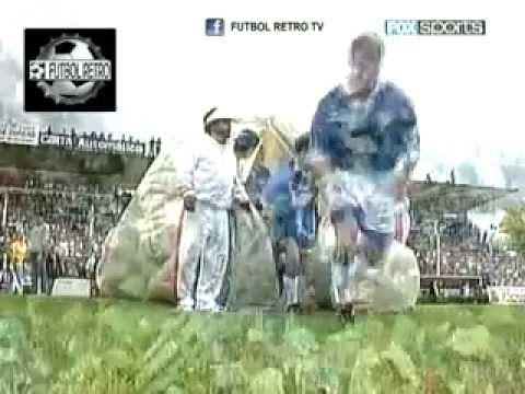 Gimnasia y Tiro Salta 1 vs River Plate 1 Clausura 1998 FUTBOL RETRO TV