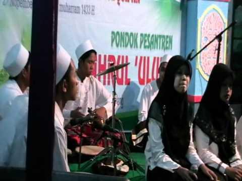 Gambus An-Najwa Pon Pes Bahrul 'Ulum Pemalang _ Mayjuz