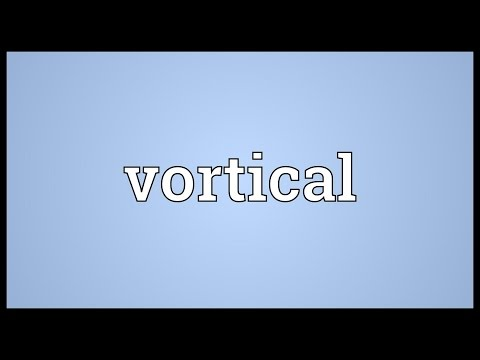 Header of vortical