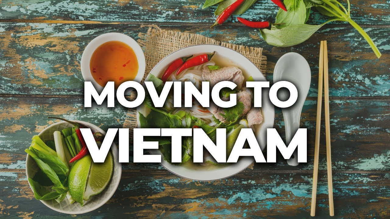 Moving to Vietnam! | Wandering Soup