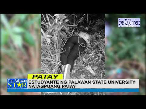 The Palawan Star News august, 22, 2017