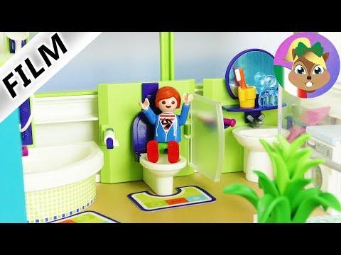 Playmobil Film | BAGNO NUOVO IN CASA VOGEL!