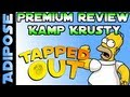 Simpsons Tapped out-Kamp Krusty!-Premium Review-level 32!