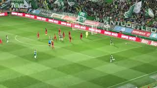 Sporting CP 3-1 CS Marítimo 16/08/2018