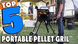 Best Portable Pellet Grİll Reviews 2021 | Best Budget Portable Pellet Grills (Buying Guide)