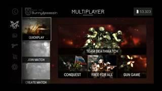 SAS BunnyAssassin Gun Game win || Bullet Force PC