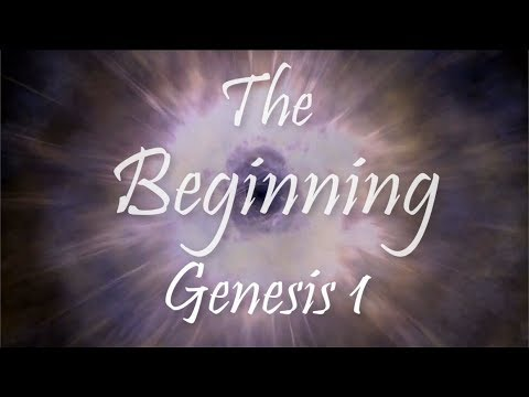 The Beginning Genesis Chapter 1  | 🙏 God Quotes