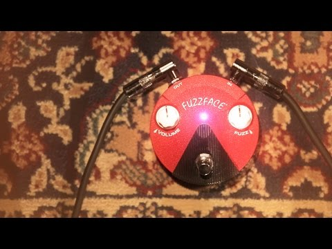 Dunlop Presents: Band of Gypsys Fuzz Face Mini Distortion