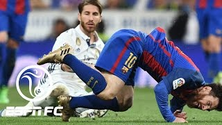 Is Ramos' Punishment For Tackle On Messi Enough? | ESPN FC