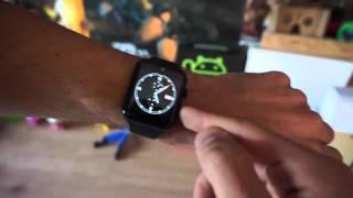 AliExpress - LEMFO LF07 Smartwatch review por El Rincón de China