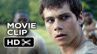 The Maze Runner Movie CLIP - Doors (2014) - Dylan O'Brien Movie HD