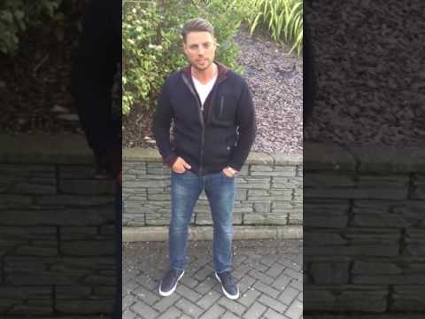 "Keith Duffy ""Let Me In"" promo"
