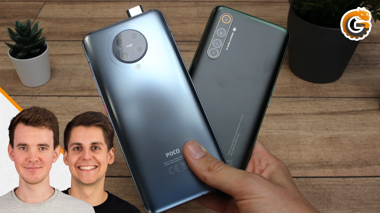 Mehr müssen Top-Smartphones nicht kosten! - Poco F2 Pro vs. Realme X50 Pro
