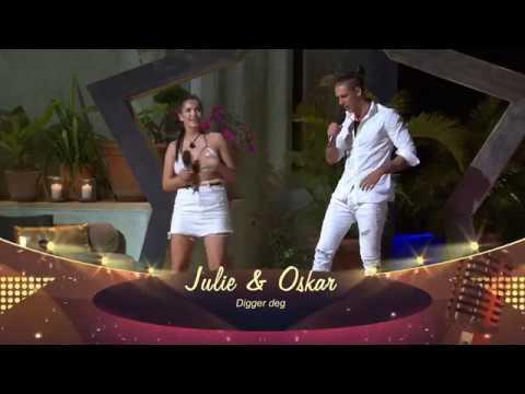 Julie og Oskar - Digger deg