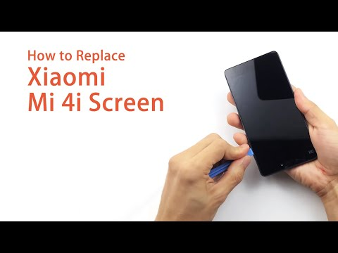 How to replace your Xiaomi Mi 4i screen