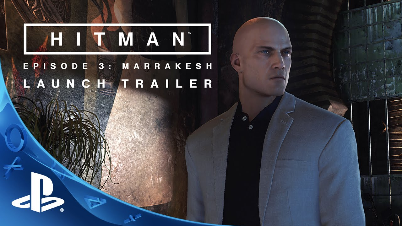 hitman 3 ps4 trailer