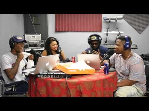 DC Young Fly Michael Jackson Dick Flute + Karlous Miller Freestyle For Top Notch Teresa's Celibacy