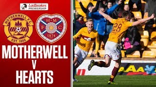Motherwell 2-1 Hearts | Goalie Howler hands The Well the 3 Points! | Ladbrokes Premiership