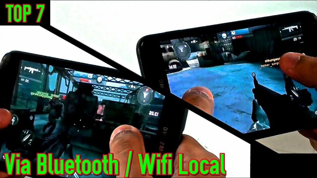 10+ Best Local WiFi Multiplayer Games For Android