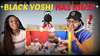 "SML Movie ""Black Yoshi's Kids!"" REACTION!!!"