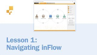 This lesson is specific to inflow on-premise, but it can also apply cloud. in lesson, we show you how navigate the interface and get...