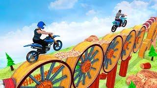 Stunt Bike Trials 2019 - dirt bike games - Gameplay Android games