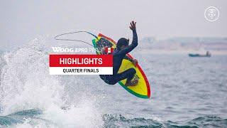 WONG E-PRO PERU - QF HIGHLIGHTS