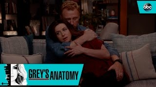 Owen and Amelia Find Out Theyre Not Pregnant - Greys Anatomy