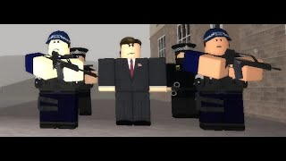 Roblox-Borough de Guildley Metropolitan Police Escort Duty