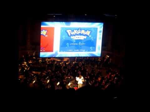 Main Menu (Pokémon: Symphonic Evolutions, Vancouver 2015)