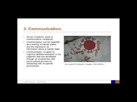 Communicating Across the Cosmos (David Duner)