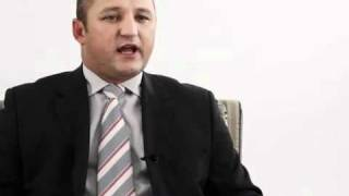 Louis Dirker, speaks about local and international cash management products