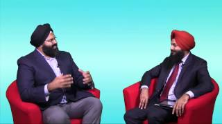 Why Manmeet Singh campaigning for Jim Prentice?