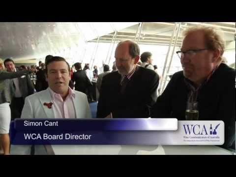 WCA Awards lunch Interview with Iain Riggs & Chuck Hayward