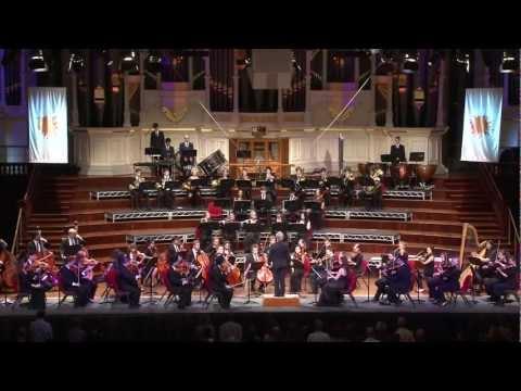 Advance Australia Fair - Australian National Anthem - Instrumental - Sydney Youth Orchestra - HD