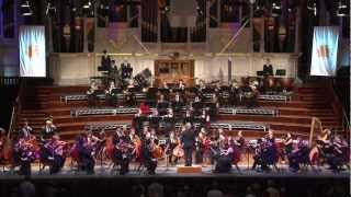Advance Australia Fair - Australian National Anthem - Instrumental - Sydney Youth Orchestra - HD