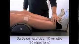 Rééducation après chirurgie du genou