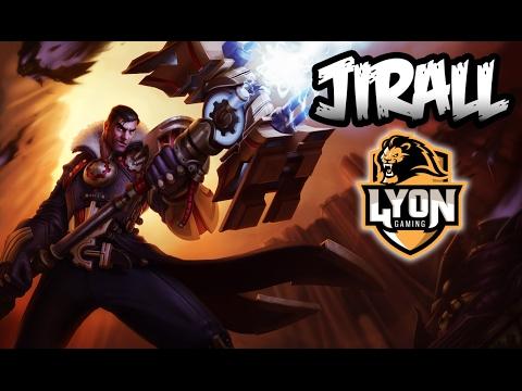LyoN Jirall Top | Jayce vs Yasuo | Doble Cuadrakill | Ranked NA | Temporada 7