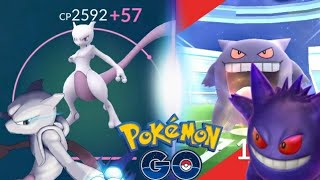 WORLD RECORD COMPETITION - SOLOING MACHAMP - POKEMON GO - PRODIGIESNATION