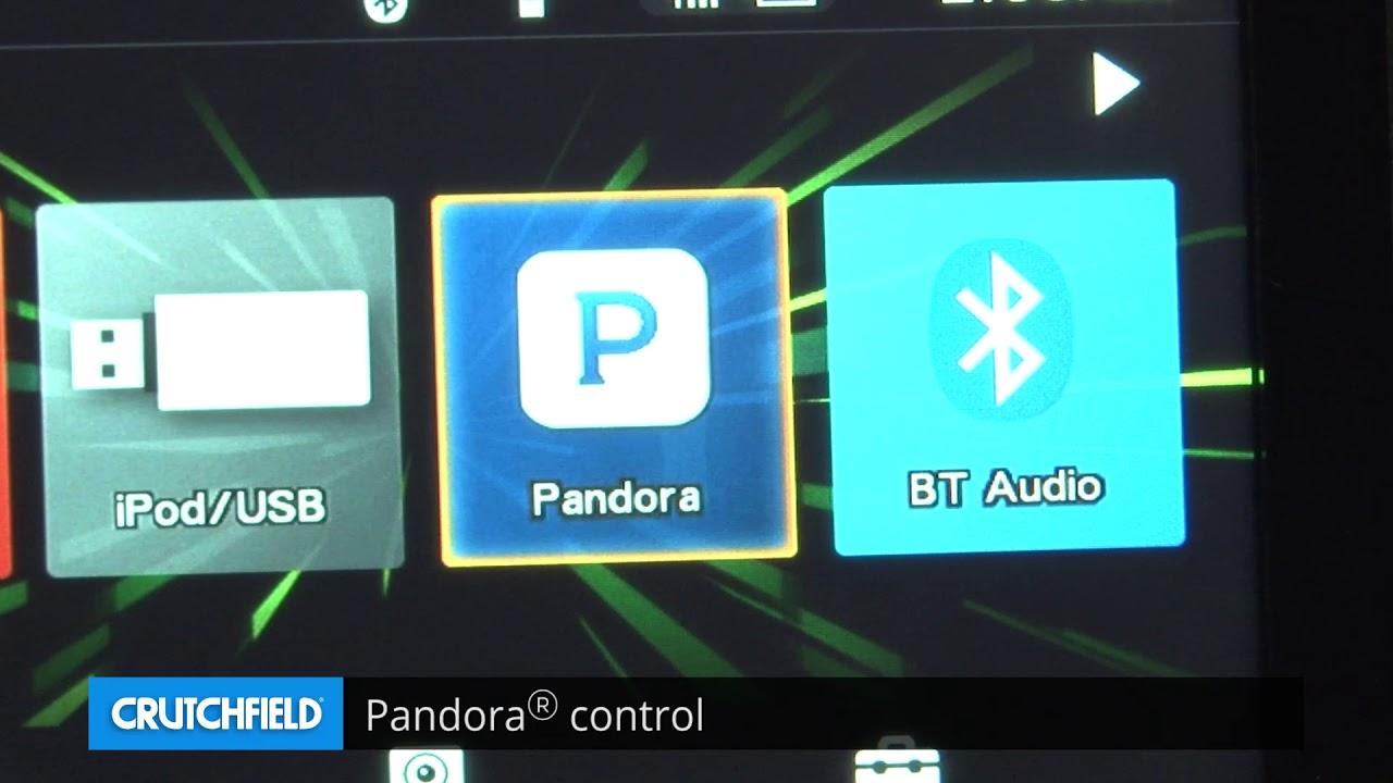 Sony Xav W651bt Display And Controls Demo Crutchfield Video Youtube Stereo Wiring