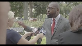 MS Confederate Flag Press Conference - Duvalier Malone