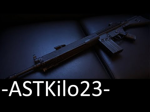LCT LC-3A3 (G3 SG1) Airsoft Gun Full Review